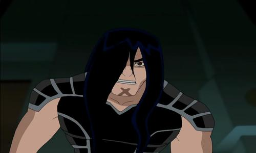Kevin Levin from Ben 10