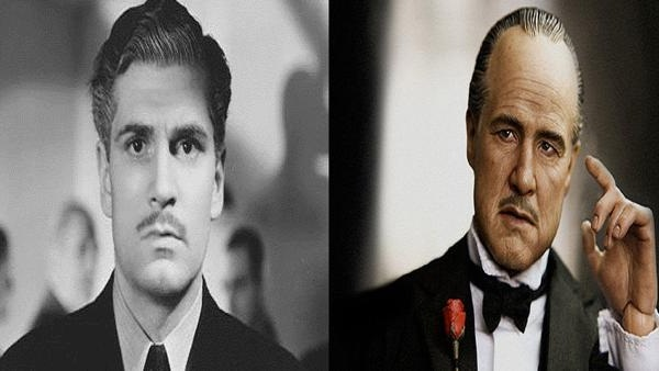 Laurence Olivier Vito orleone