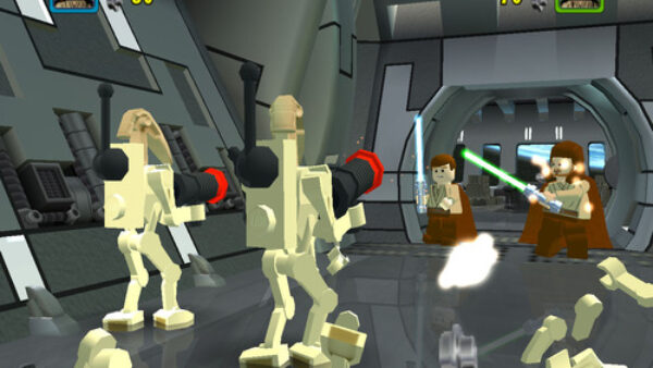 LegO Star Wars 2005 Game