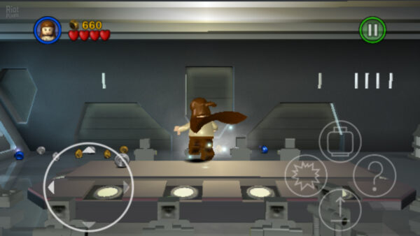 Lego Star Wars The Complete Saga 2007 Game