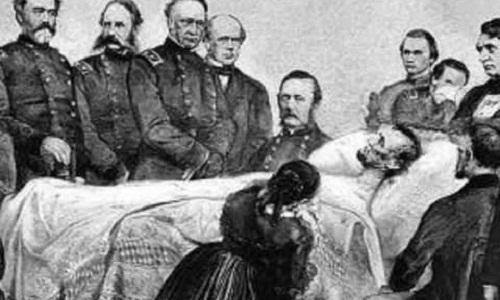 Lincoln's corpse was almost stolen
