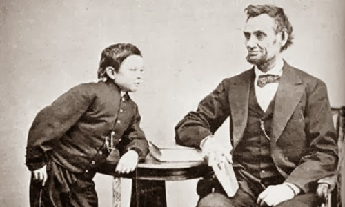 Lincoln only had 18 months of education