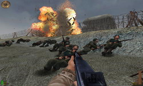 Medal of Honor: Allied Assault 2002 Best World War 2 Game