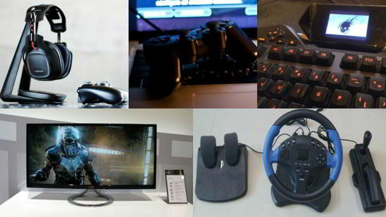 Must Have Accessories For Computer Gaming