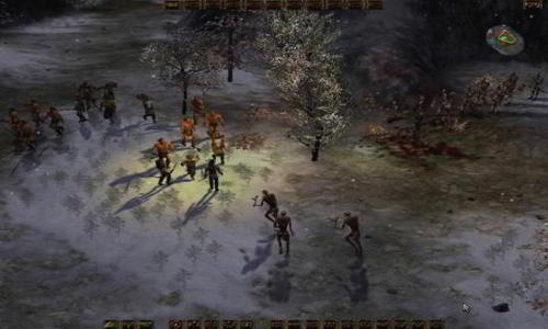 Real Time Tactics Game Myth III: The Wolf Age
