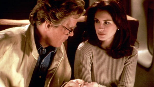 Nick Nolte and Julia Roberts i love trouble