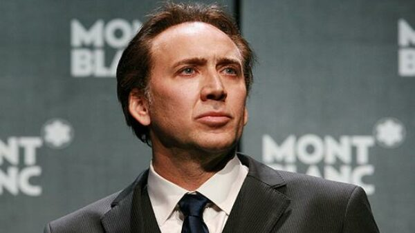 Nicolas Cage Washed Up Celeb