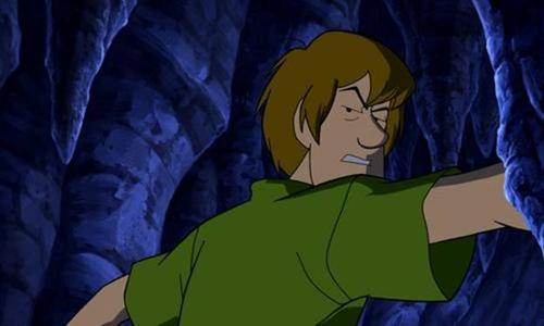 "Norville ""Shaggy"" Rogers from Scooby-Doo! Mystery Incorporated"