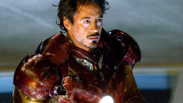 Robert Downey, Jr as Iron Man