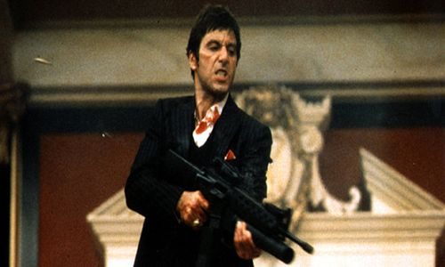 Scarface Best Gangster Films of All Time
