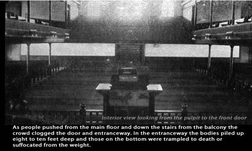 Most Bizarre Murder in History at The Shiloh Baptist Church
