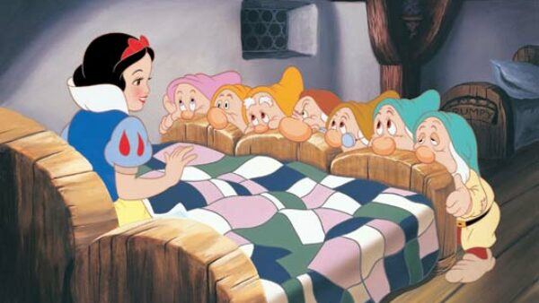 Snow White and the Seven Dwarfs Movie Conspiracy