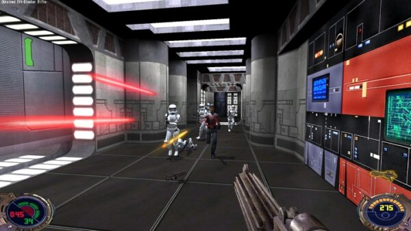 Star Wars Jedi Knight Dark Forces II 2009 Game