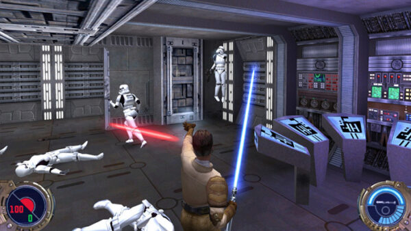 Star Wars Jedi Knight II Jedi Outcast 2002 Game