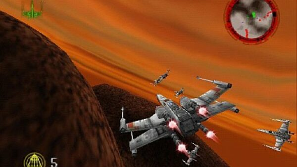 Star Wars: Rogue Squadron 1998