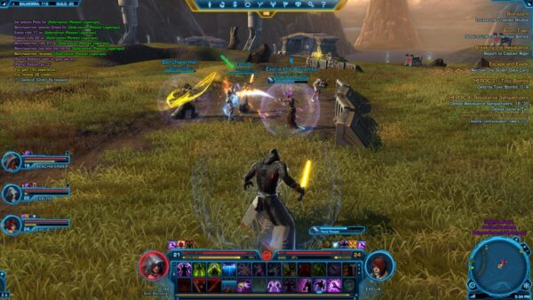 Star Wars: The Old Republic 2011-12 Game