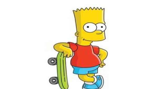 TIME Included Bart in 100 Most Important People of 20th Century