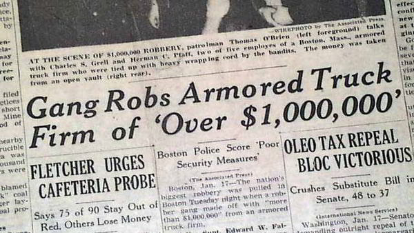 The Brinks Robbery