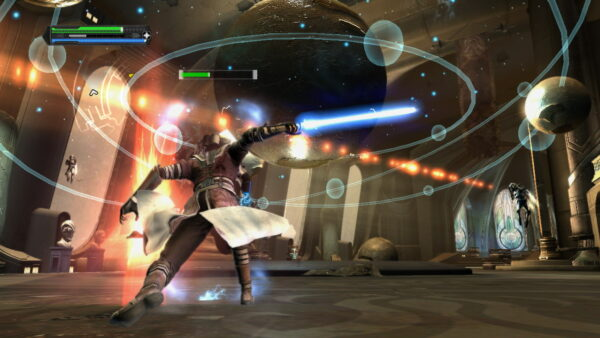 The Force Unleashed 2008 Game