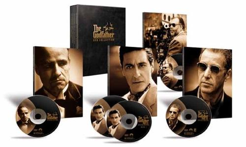 The Godfather Complete Collection