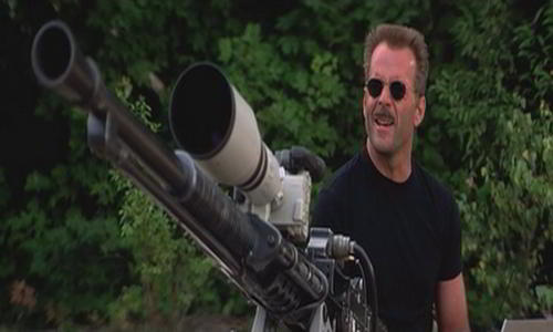 Sniper Film The Jackal 1997