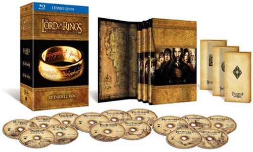 The Lord of the Rings Extended Edition Box Set