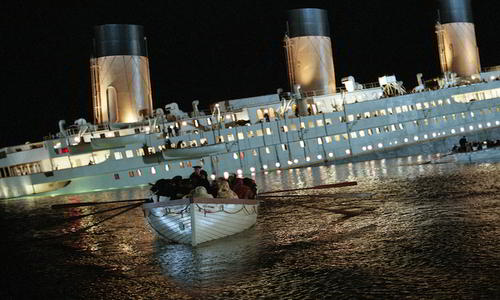 titanic best romantic disaster movie