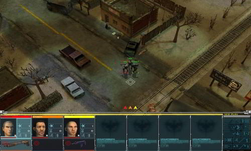 UFO: Aftermath Best Real Time Tactics Game