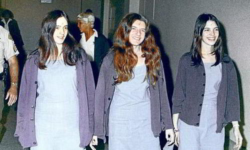 Women From The Manson Family