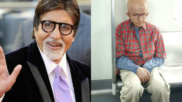 Amitabh Bachchan as Auro