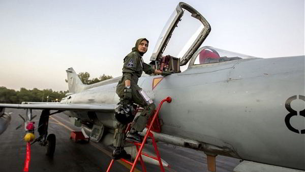 ayesha farooq fighter pilot