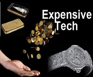 World's Most Expensive Gadgets