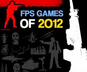 Upcoming FPS PC Games of 2012