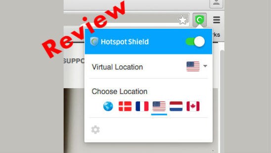 Free Hotspot Shield Browser Extensions review