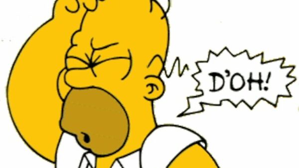 homer simpson doh added in Oxford dictionary