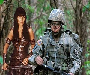 New Military Armor for Women Soldiers Copies Xena Warrior Princess