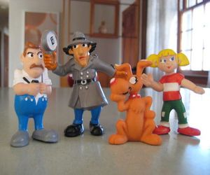 Which Inspector Gadget's gadgets now exist