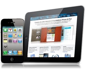 iPad and iPhone Market is Expanding