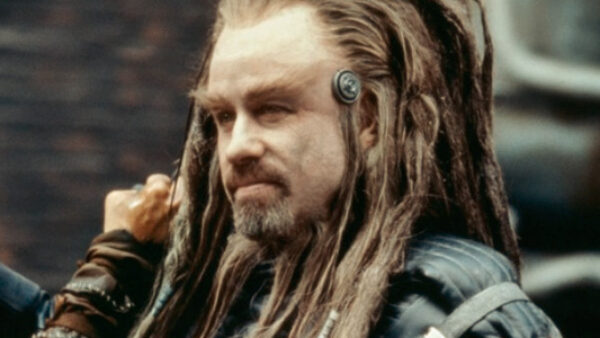 john travolta in Battlefield Earth (2000)