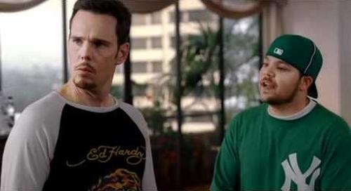 Turtle and Johnny Drama from Entourage