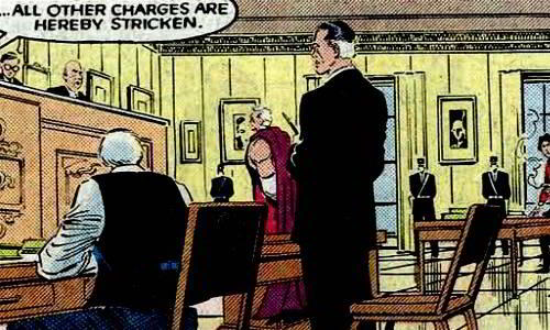 Shocking Moment in Marvel Comics Magneto Acquitted