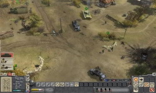 Men of War World War 2 Game