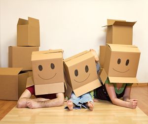 How to Get Your Kids Involved on Moving Day