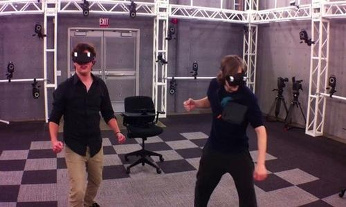 oculus rift and leap motion
