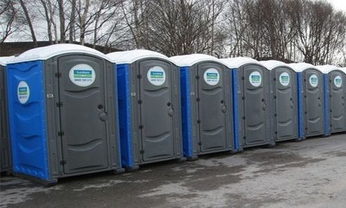 portaloo cleaner