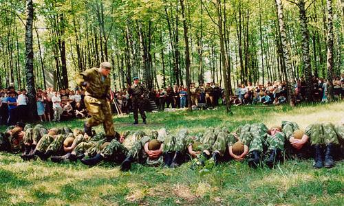 Russian Spetsnaz The Hardest Military Recruitment Processes in the World