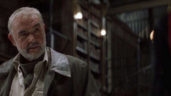 Sean Connery in The League of Extraordinary Gentlemen