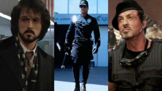 Sylvester Stallone Best Movies