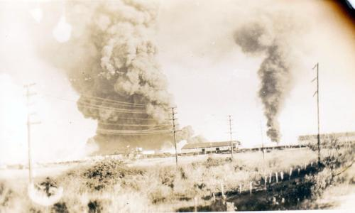 The Texas Chain Reaction Explosions
