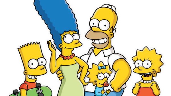 why are the simpsons yellow